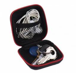 Case/bag para fones/chaves
