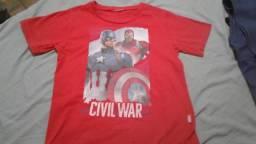 Vendoo essas camisas masculinas infantis, tamanho 6 anos. Tem que VIR buscar no Centro