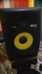 Vendo par de monitores de áudio KRK ROKIT8