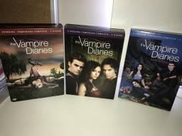 1ª/2ª/3ª temporada TVD (The Vampire Diaries)