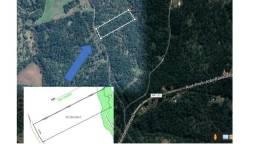 Terreno 30250 m2 aprox. 750 m do asfalto