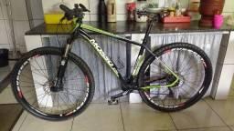 Bike MTB Nosso Rampage TAM 19 revisada