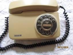 Aparelho de telefone de disco Ericsson Antigo