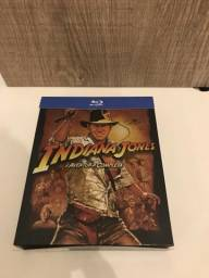 Box Blu-ray Indiana Jones