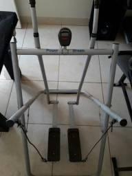 Simulador caminhada / Esteira / Remo / Estepe (Simulador de escada)