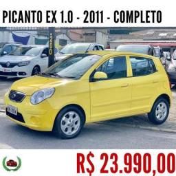 KIA PICANTO 2011/2011 1.0 EX 12V FLEX 4P MANUAL