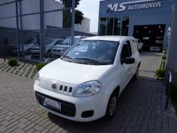 Oportunidade Repasse Fiat Uno 1.0 Vivace Flex 2p basico - 2015