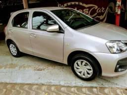 Toyota Etios 2018 - 2018