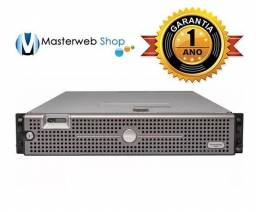 Servidor Dell Poweredge 2950 64GB 2xQuad Core TB Hd + 1 Ano de Garantia