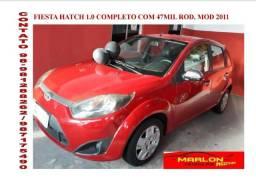 Fiesta top de linha só 47mil rodado - 2011