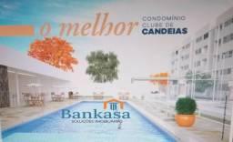 JM - Ecovila Praia, apartamentos 2 Quartos Varanda á 800 m da Praia!