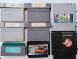 Relíquia!!! Jogos para colecionador (Nintendo, Phanton, Dynavision)