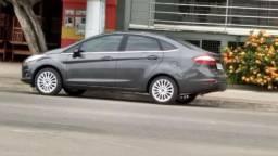 Vendo New Fiesta Sedan Titanium Plus 1.6 - 2017/2017 - 2017