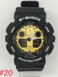 405c212024d Relógio G Shock a prova d água