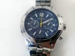 3ea6f6bd6e1 Relógio Náutica Cronografo