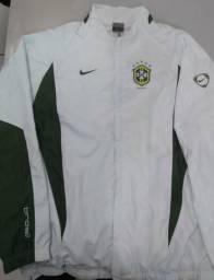 4a5aa05718 Jaqueta oficial d seleção brasileira de futebol