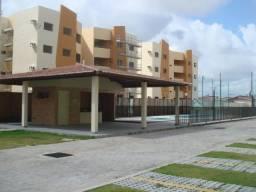 Apto p/alugar 2/4, 1ºandar garagem coberta, porteiro 24 h, piscina, churrasqueira, varanda