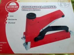 Grampeador manual