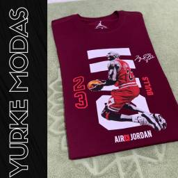 Camisa Air Jordan bulls