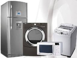 Conserto de maquina de lavar roupa,geladeira,freezer,lavalouça,microondas,etc