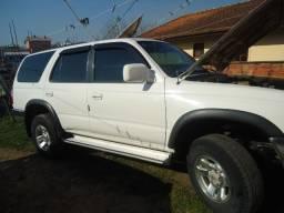 Toyota Hilux SW4 3.0 Turbo Diesel 4x4 ano 1998 - 1998