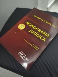 """Livro """"Monografia Jurídica"""" por Eduardo de Oliveira Leite de 200 por 50"""