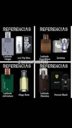 Perfumes - família Olfativa importados