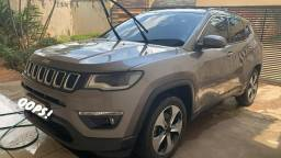 Jeep compass seminovo