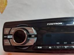 Som MP3 Automotivo