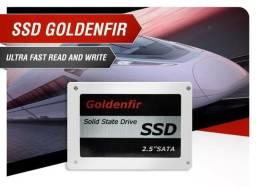 SSD GOLDENFIR 256 GB NOVO COM GARANTIA