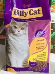 Ração Billy Cat Sem Corantes 25kg
