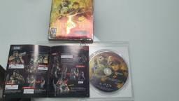 Jogo Resident Evil 5 Gold Edition Do Ps3 - Para colecionador !!!!!