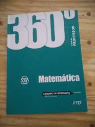 Livro De Atividades De Matemática Para Vestibulares E Enem