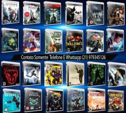 3 Jogos Playstation 3 A Sua Escolha Entrega Rapida Todo Rio