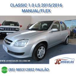 GM-Chevrolet Classic 1.0 LS 2015/2016