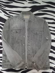 Jaqueta Jeans usada M