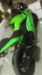 Kawasaki ninja 250 vendo ou troco - 2012
