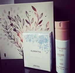 Kit Floratta BLUE e Desodorante R$119,90