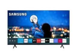 Smart tv Samsung 43 com 4 meses de uso 3 anos de garantia