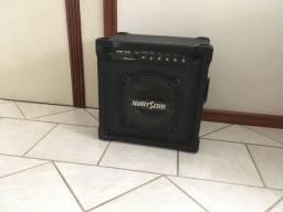 Amplificador Wattsom Cube 200 guitarra e violão