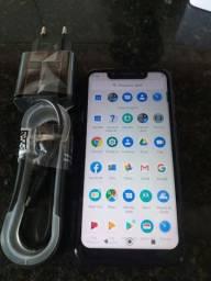 Moto G7 play 3 meses de uso zerado