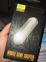 Adaptador para usar teclado e mouse no celular