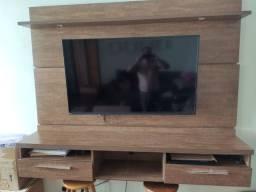 Estante e painel para TV sala