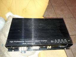 Roadstar 1200 Rms e Capacitor SSL 3.5
