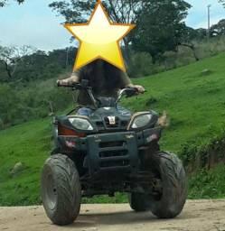 Quadriciclo Shineray 250 cilindradas