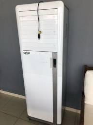 Climatizador Climart  com controle 3500m3 de vazão