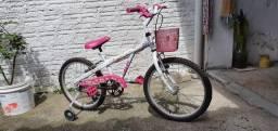 Bicicleta infantil Aro 20 Caloi