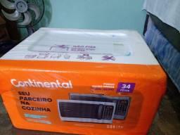 Microondas Novo Continental 34 litros