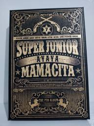 Album de kpop do Super junior mamacita