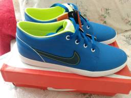 Tênis Nike azul 41 masculino